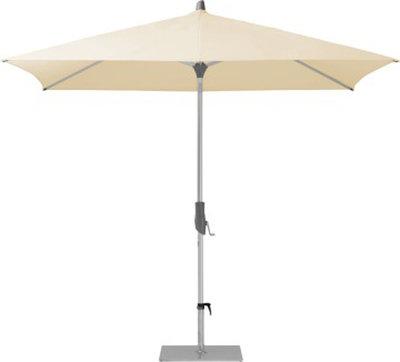 Glatz Alu-twist Easy Parasol 240 x 240 cm